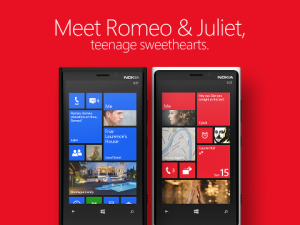 Meet Romeo and Juliet. See your own epic love this Valentine's Day