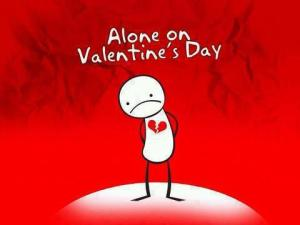 Like if you are Alone on Valentine's day